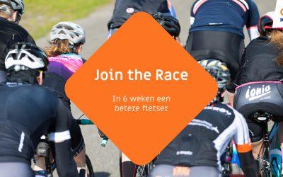 Join the race |In 6 weken een betere fietser