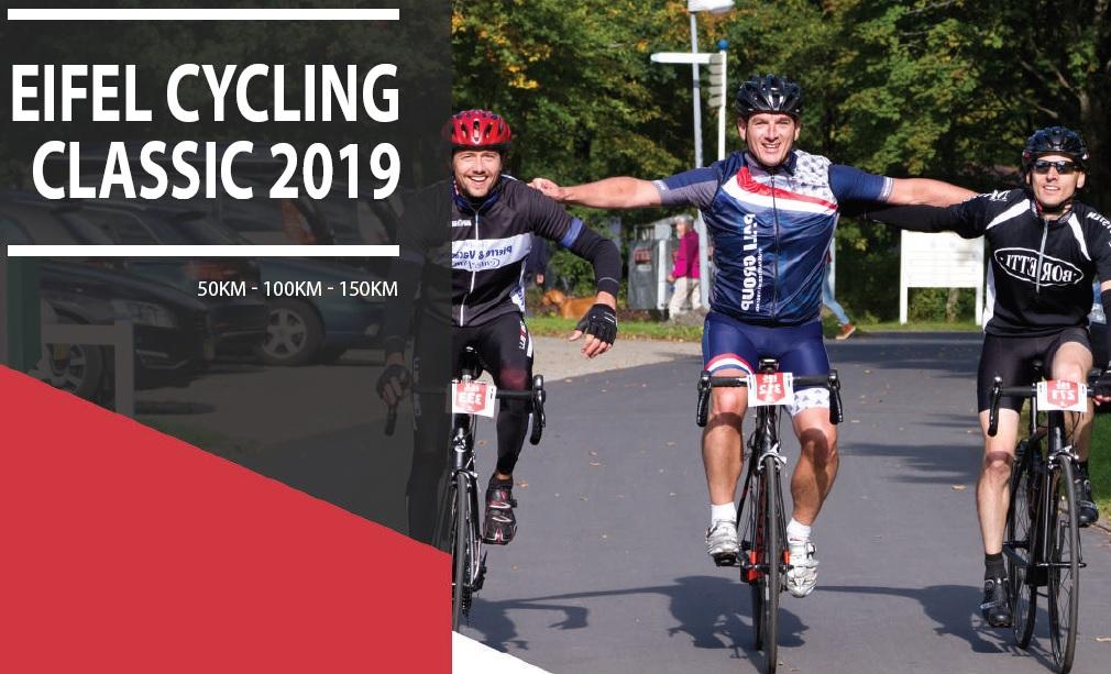 Boek via De Jonge Renner deelname aan de Eifel Cycling Classic!