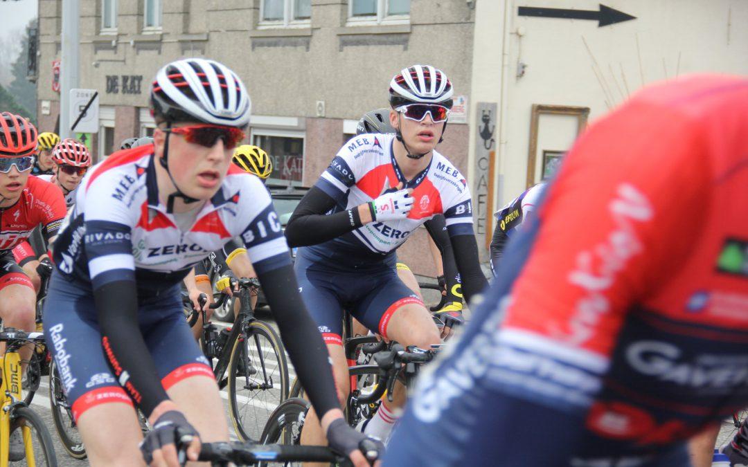 Junioren op dreef in Vlaanderen!