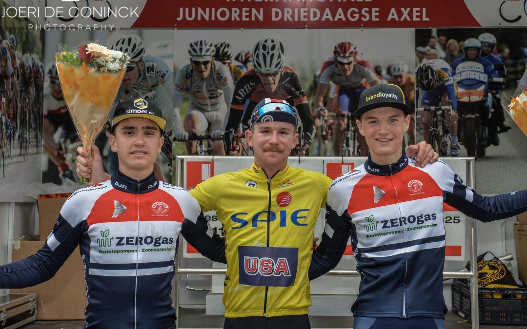 Succesvol Zerogas De Jonge Renner in Axel