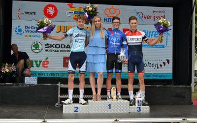 Podium in Ronde van Twente en winst in Nispen