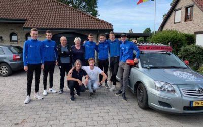 Junioren tonen zich in Sint-Martinus Prijs van Kontich