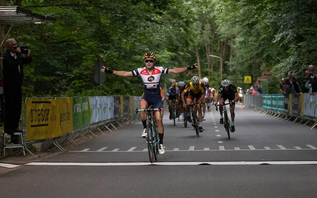 Rens Tulner wint Omloop der Zevenheuvelen