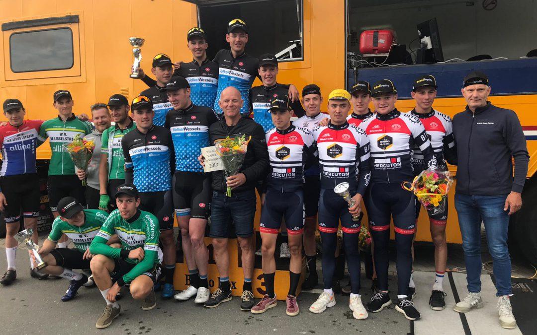 Ramon van Bokhoven wint Clubcompetitie