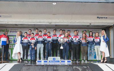De Jonge Renner wint overall klassement NCK
