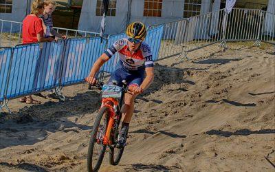 Wessel Verschueren wint met Ryan Kamp MTB marathon