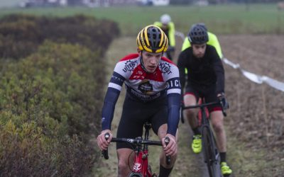 Zondag 24 november 2019: WBVC-cross De Warande