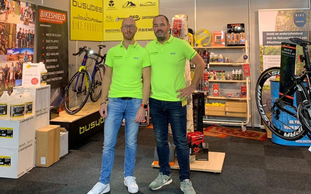 Sponsor in beeld: BusyBee Bike Products