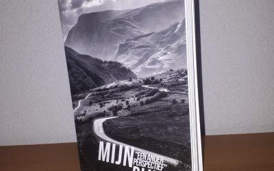 DJR-Junior Sven Mulder schrijft een semi-autobiografie